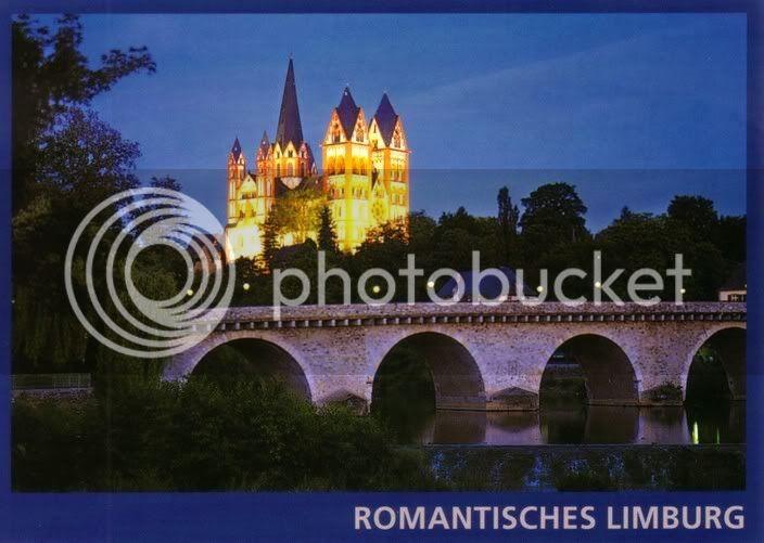 The Castle Germany5surpriseviewcardsRR169Li-3