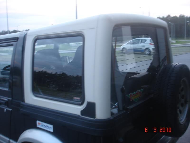 Hard Top Suzuki Samurai DSC00010