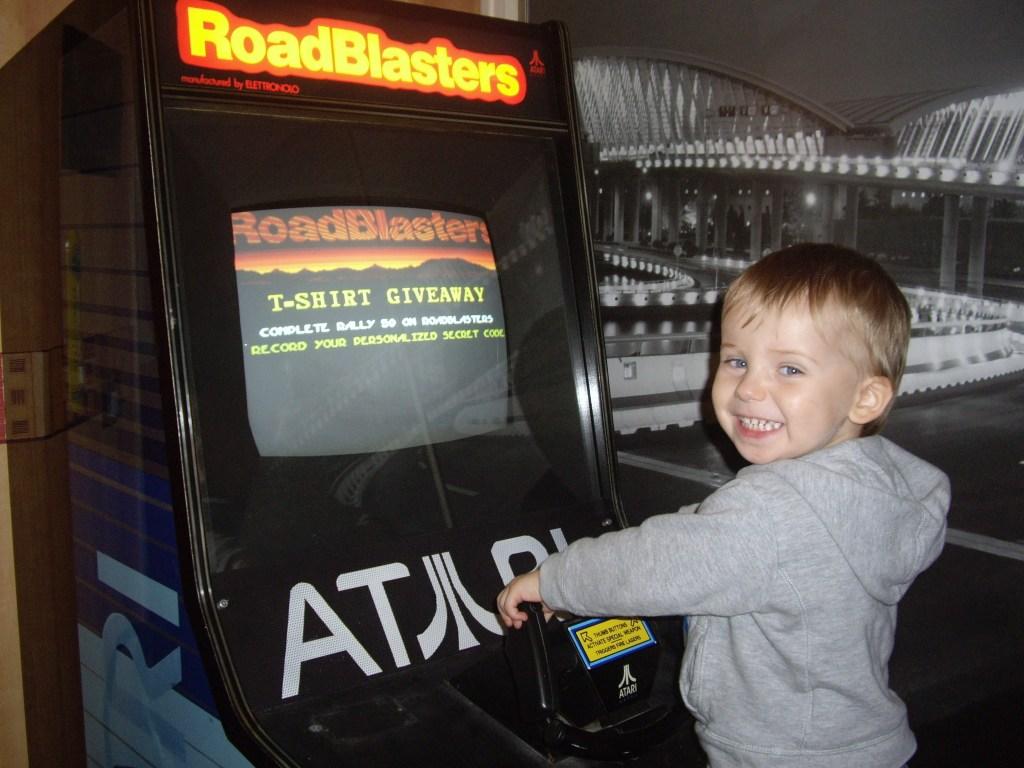 [Restauration]  RoadBlaster Atari 1986. IMGP4197