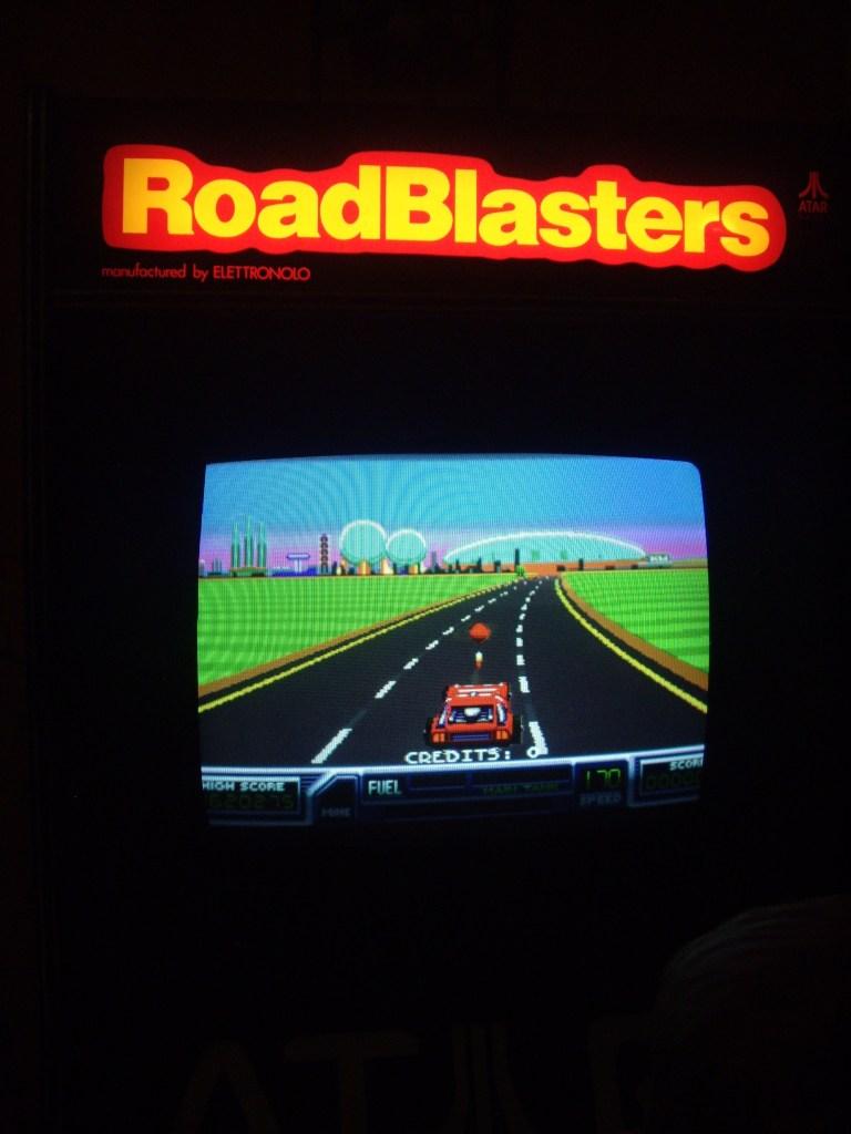 [Restauration]  RoadBlaster Atari 1986. IMGP4198