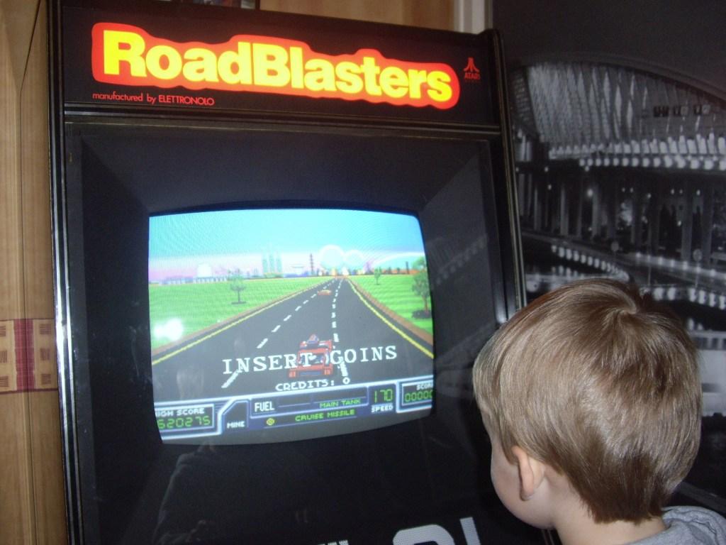 [Restauration]  RoadBlaster Atari 1986. IMGP4200