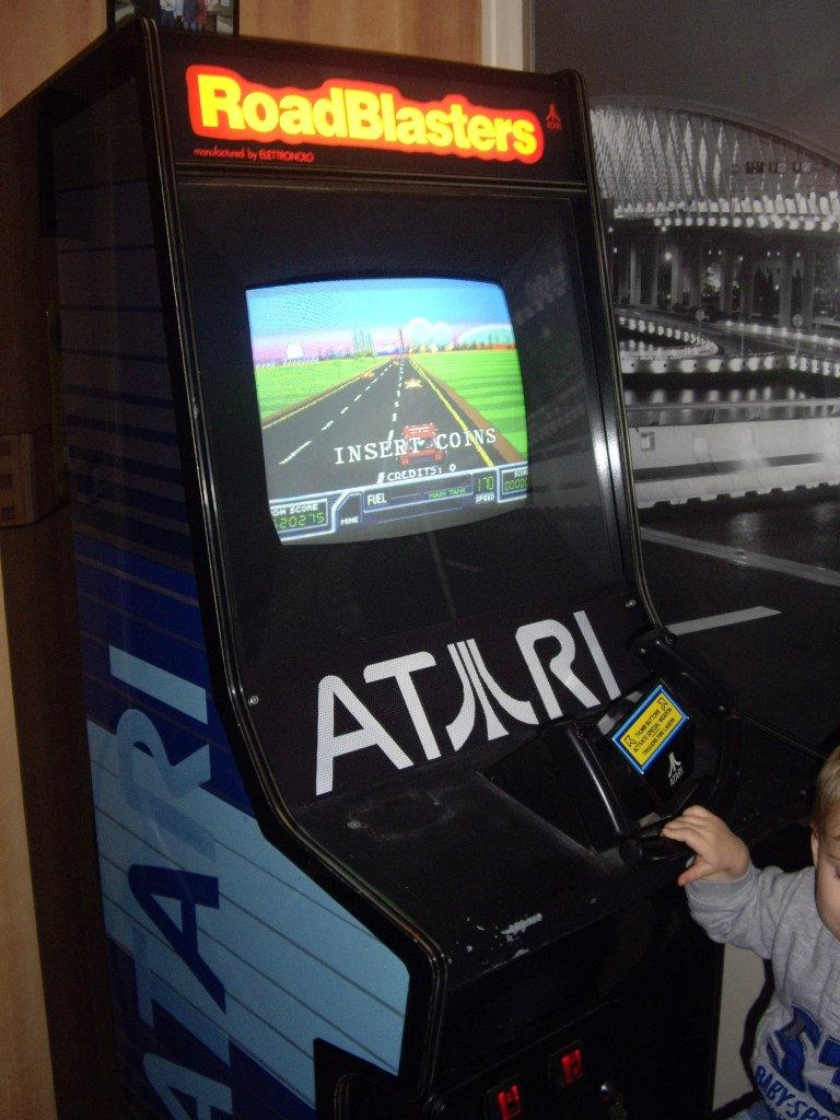 [Restauration]  RoadBlaster Atari 1986. IMGP4203