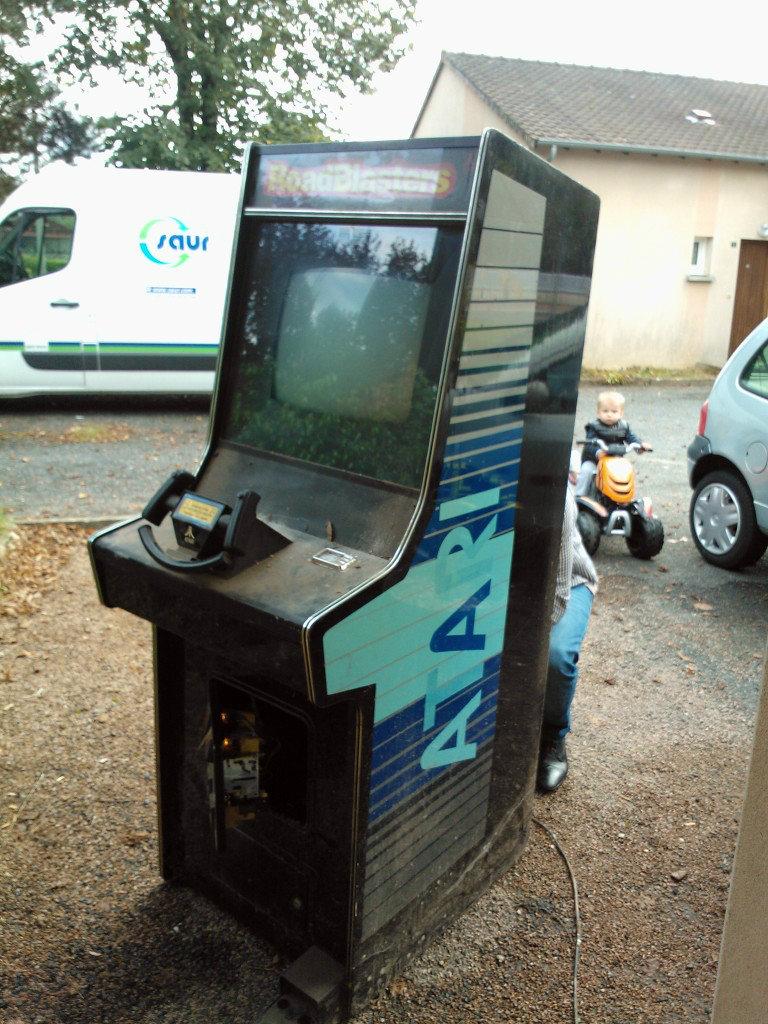 [Restauration]  RoadBlaster Atari 1986. WP_000785