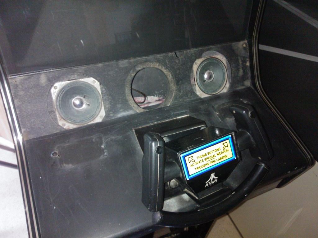 [Restauration]  RoadBlaster Atari 1986. WP_000795