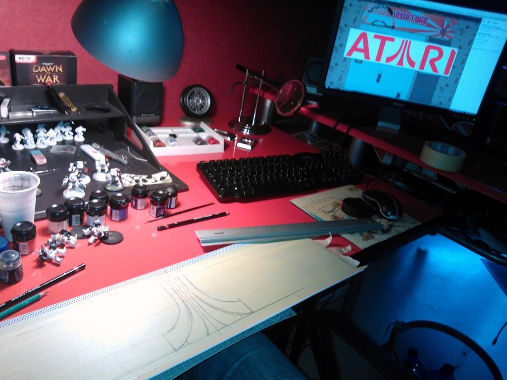 [Restauration]  RoadBlaster Atari 1986. WP_000810