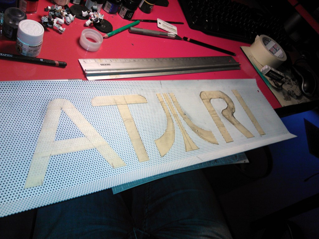 [Restauration]  RoadBlaster Atari 1986. WP_000812
