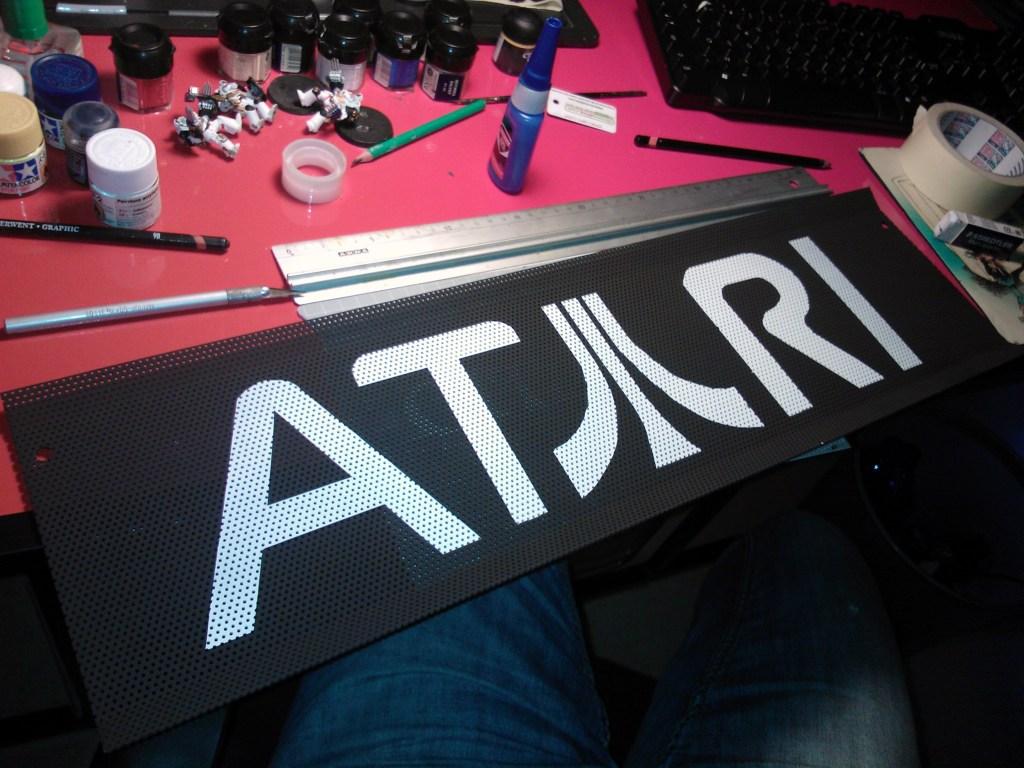 [Restauration]  RoadBlaster Atari 1986. WP_000814