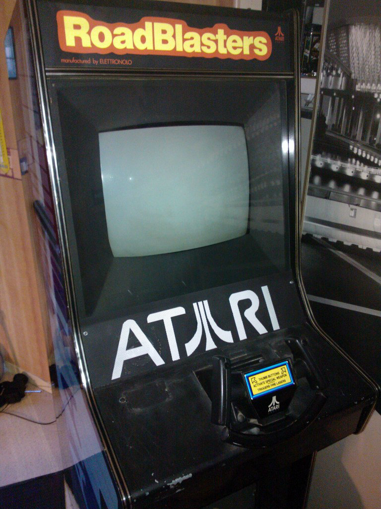 [Restauration]  RoadBlaster Atari 1986. WP_000816