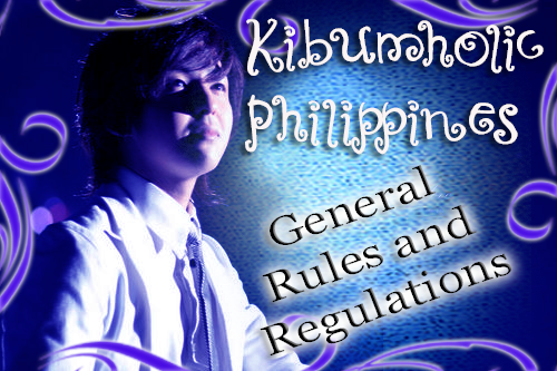 GENERAL RULES AND REGULATIONS: Khph