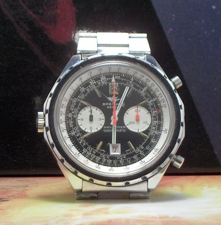 Révision Breitling calibre 11 Chronomatic_2