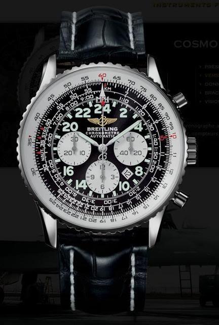 montres 24 heures Cosmonaute