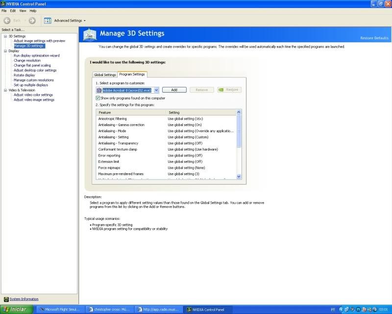 Configurando uma Placa Nvdia x Nhancer  - Mini Tutorial -2008-oct-19-012