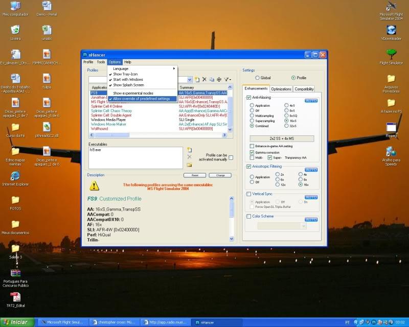 Configurando uma Placa Nvdia x Nhancer  - Mini Tutorial -2008-oct-19-016