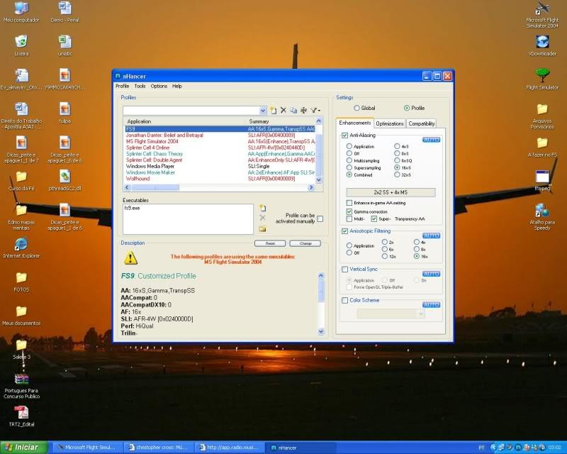 Configurando uma Placa Nvdia x Nhancer  - Mini Tutorial -2008-oct-19-017