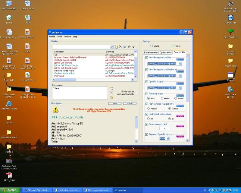 Configurando uma Placa Nvdia x Nhancer  - Mini Tutorial -2008-oct-19-019