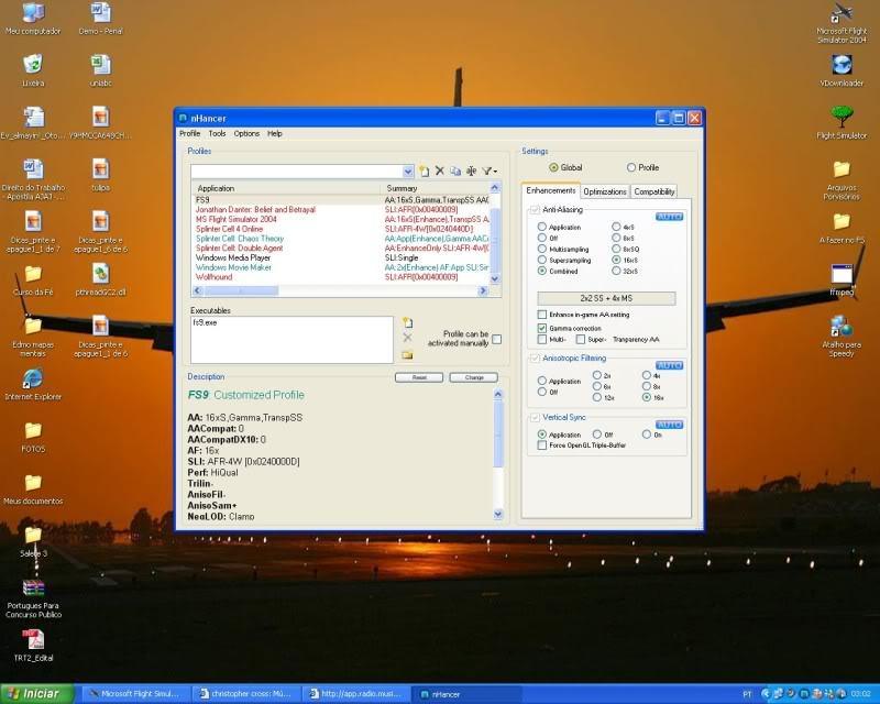 Configurando uma Placa Nvdia x Nhancer  - Mini Tutorial -2008-oct-19-020