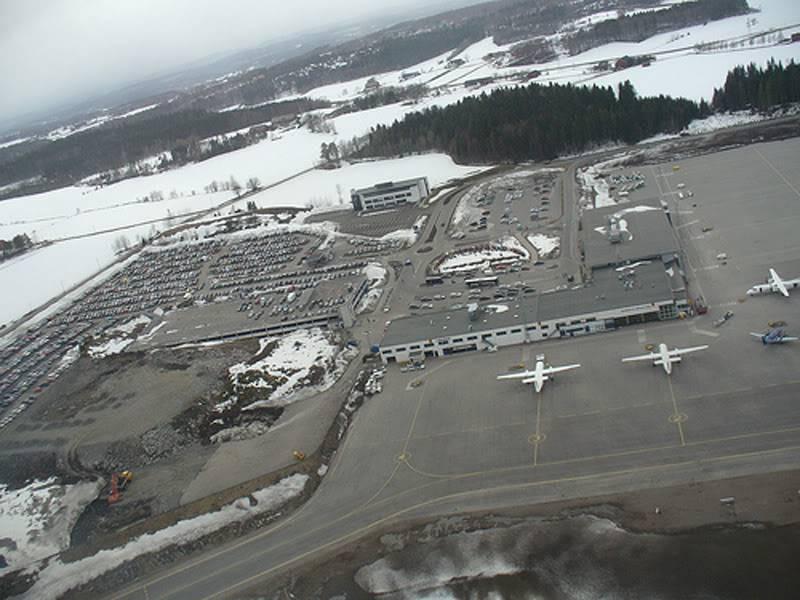 FS9 - Aproximação TORP...de EMB120 AirportTorp