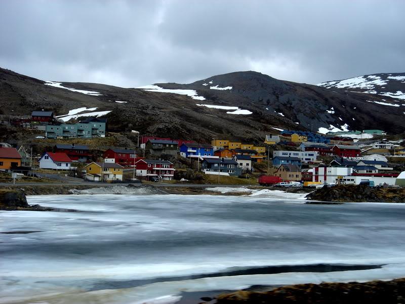 Hammerfest - Honningsvag...encontrando uma linda cidade Day_2Part_1Alta-Honningsvag-100