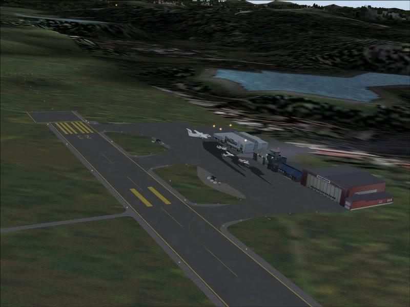 Hasvik - Hammerfest... com Cessna 182, Real x virtual , lindos cenarios ... Foto-2008-aug-15-024
