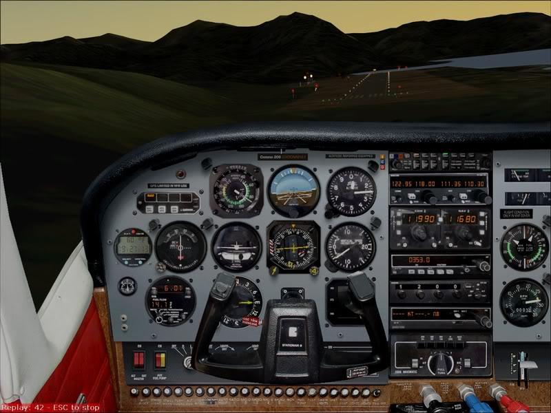 Aproximação em Curva , para Honningsvag...,uma aproximação diferente ... Foto-2008-aug-15-052