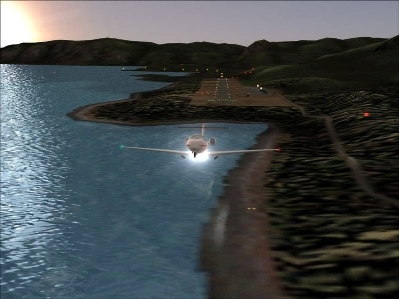 Honningsvag - Vadso.. de CJ1 ....,quase não deu para decolar... mas foi Foto-2008-aug-19-009