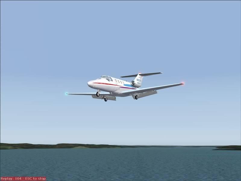 Honningsvag - Vadso.. de CJ1 ....,quase não deu para decolar... mas foi Foto-2008-aug-19-021