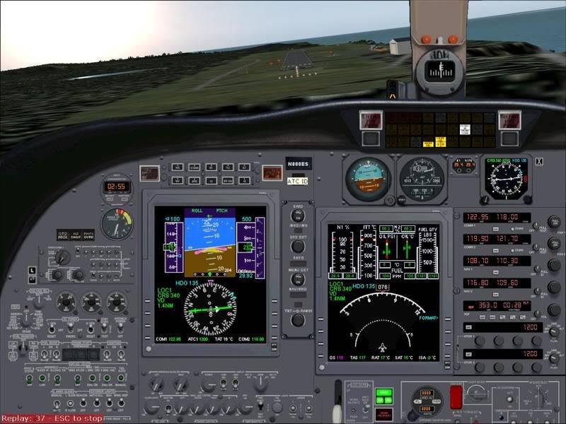 Honningsvag - Vadso.. de CJ1 ....,quase não deu para decolar... mas foi Foto-2008-aug-19-036
