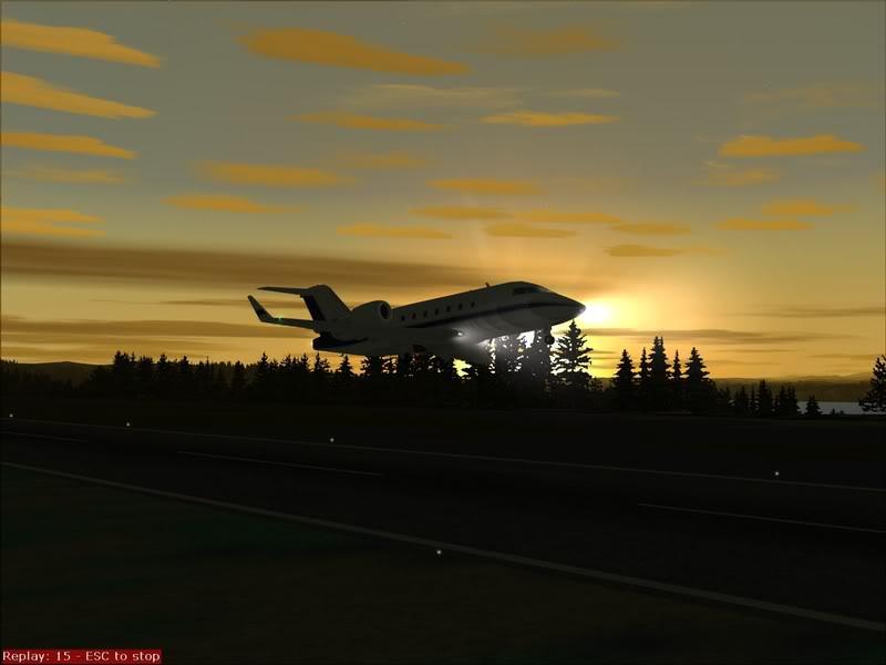 FS9 - VADSO - FAGERNES, Um dos voos mais bonitos que ja fiz Foto-2008-aug-22-020