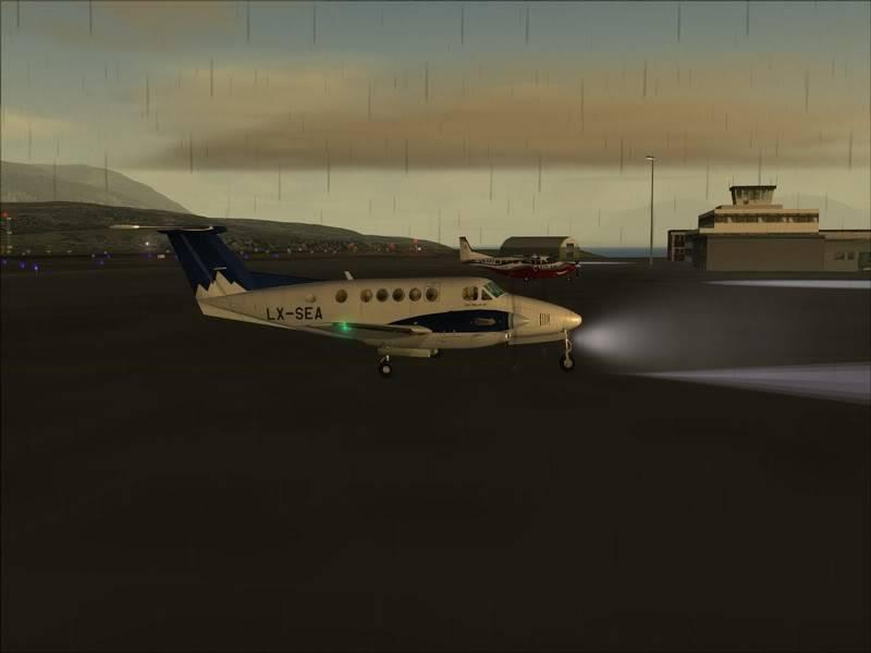 FS9 - TROMSO - HASVIK.aproximação fechada.. incrivel Sinistro x Beleza em um voo .... Foto-2008-aug-3-002