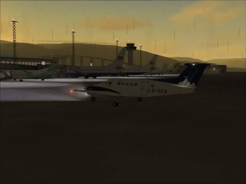 FS9 - TROMSO - HASVIK.aproximação fechada.. incrivel Sinistro x Beleza em um voo .... Foto-2008-aug-3-003