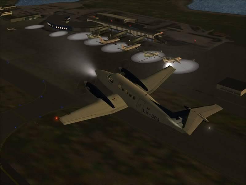 FS9 - TROMSO - HASVIK.aproximação fechada.. incrivel Sinistro x Beleza em um voo .... Foto-2008-aug-3-011