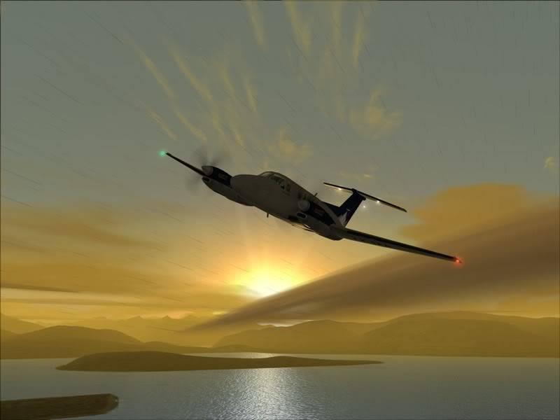 FS9 - TROMSO - HASVIK.aproximação fechada.. incrivel Sinistro x Beleza em um voo .... Foto-2008-aug-3-012