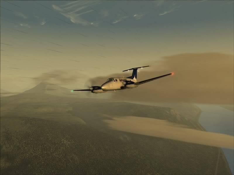 FS9 - TROMSO - HASVIK.aproximação fechada.. incrivel Sinistro x Beleza em um voo .... Foto-2008-aug-3-014