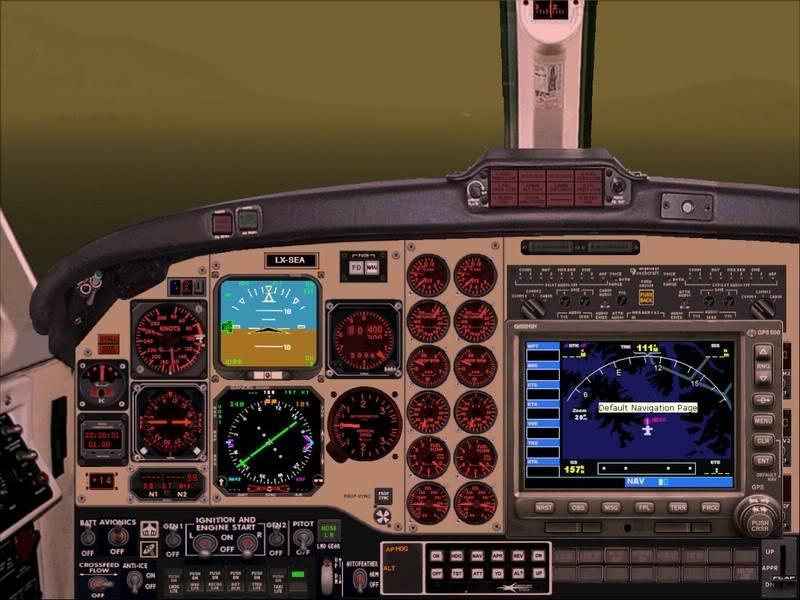 FS9 - TROMSO - HASVIK.aproximação fechada.. incrivel Sinistro x Beleza em um voo .... Foto-2008-aug-3-029