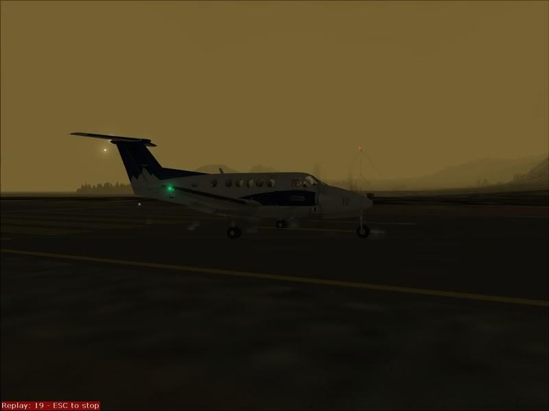 FS9 - TROMSO - HASVIK.aproximação fechada.. incrivel Sinistro x Beleza em um voo .... Foto-2008-aug-3-038