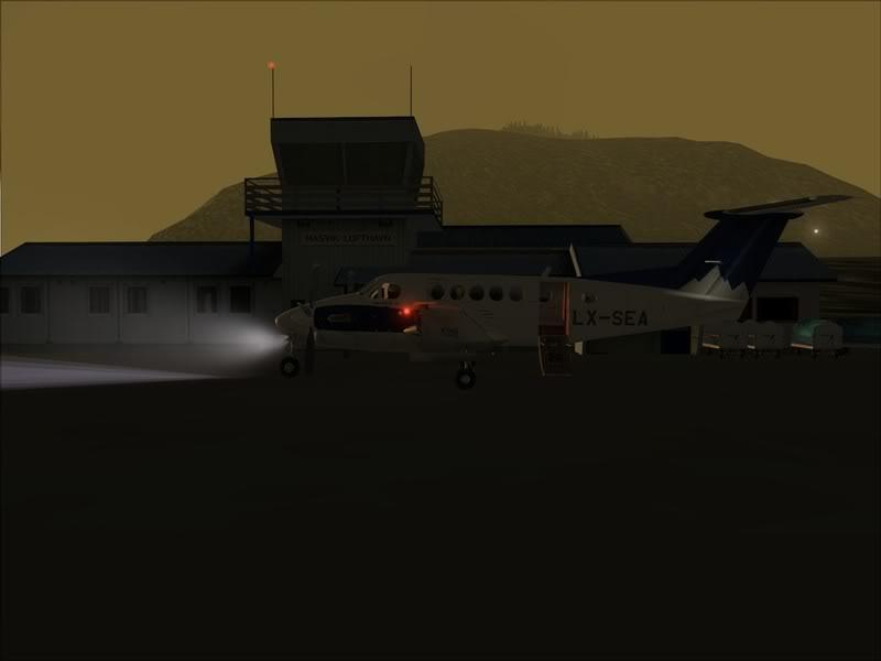 FS9 - TROMSO - HASVIK.aproximação fechada.. incrivel Sinistro x Beleza em um voo .... Foto-2008-aug-3-046
