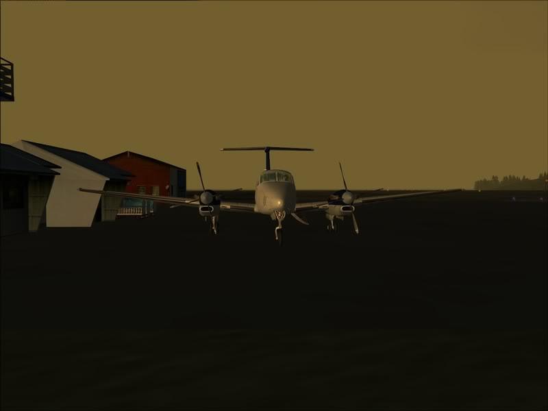 FS9 - TROMSO - HASVIK.aproximação fechada.. incrivel Sinistro x Beleza em um voo .... Foto-2008-aug-3-047