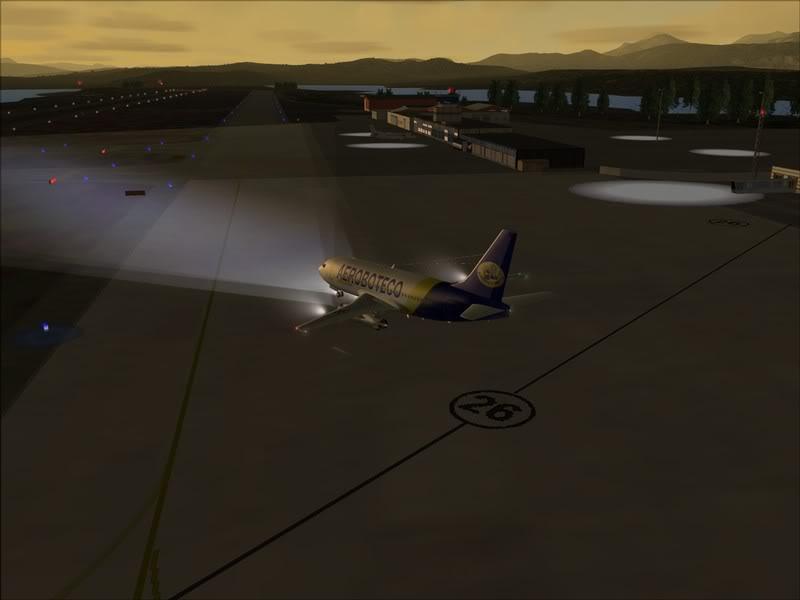 FS9 -NARVIK - THOMSO.....um lindo final de tarde,de 737-200... matando saudades... Foto-2008-jul-30-006