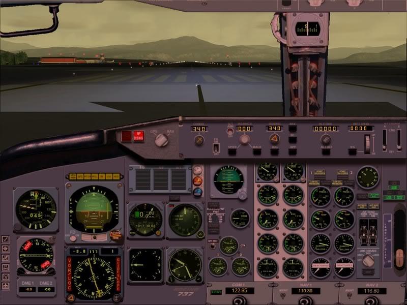 FS9 -NARVIK - THOMSO.....um lindo final de tarde,de 737-200... matando saudades... Foto-2008-jul-30-010