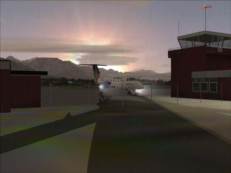 FS9 - Stokmarkenes - Narvik... com EMB120,Transbrasil, matando saudades.... Foto-2008-jul-9-001