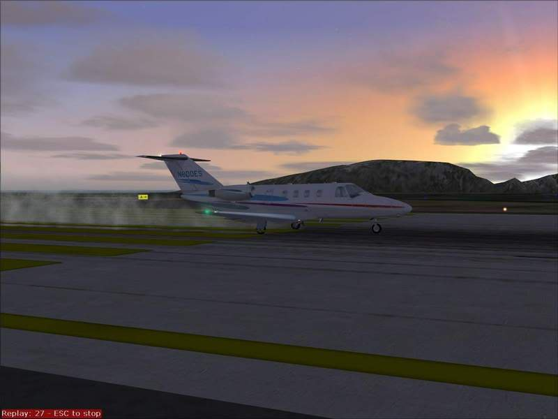 Momentos finais para pouso em BODO...,mais um lindo Aeroporto... Foto-2008-jun-22-045