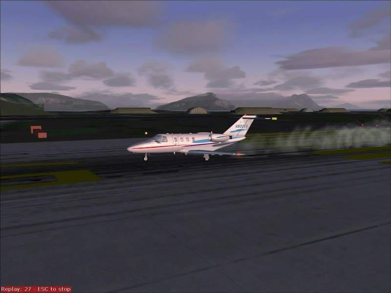 Momentos finais para pouso em BODO...,mais um lindo Aeroporto... Foto-2008-jun-22-049