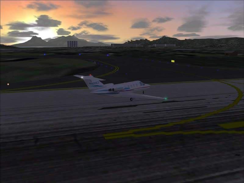 Momentos finais para pouso em BODO...,mais um lindo Aeroporto... Foto-2008-jun-22-056
