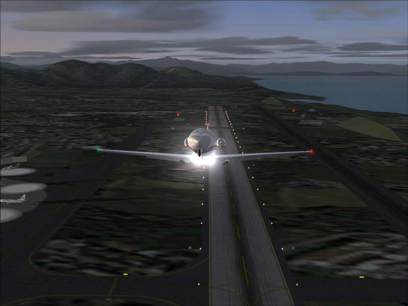 BODO - ROST.... de CJ1,voando sobre o mar Noruegues ... maravilhoso Foto-2008-jun-28-011