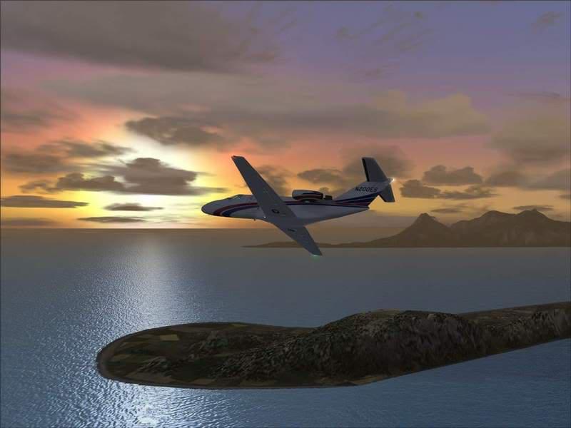 BODO - ROST.... de CJ1,voando sobre o mar Noruegues ... maravilhoso Foto-2008-jun-28-014