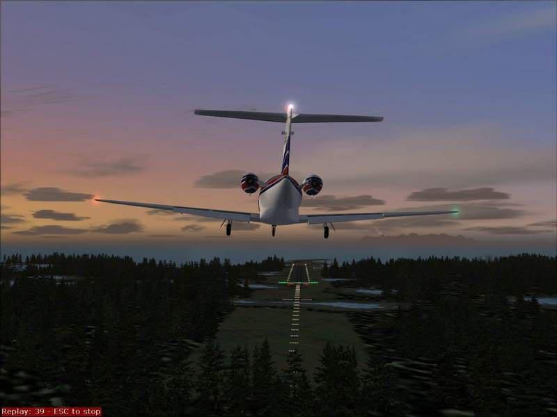 Aproximação e decolagem de Rost...uma aventura,visita rapida ... Foto-2008-jun-28-045