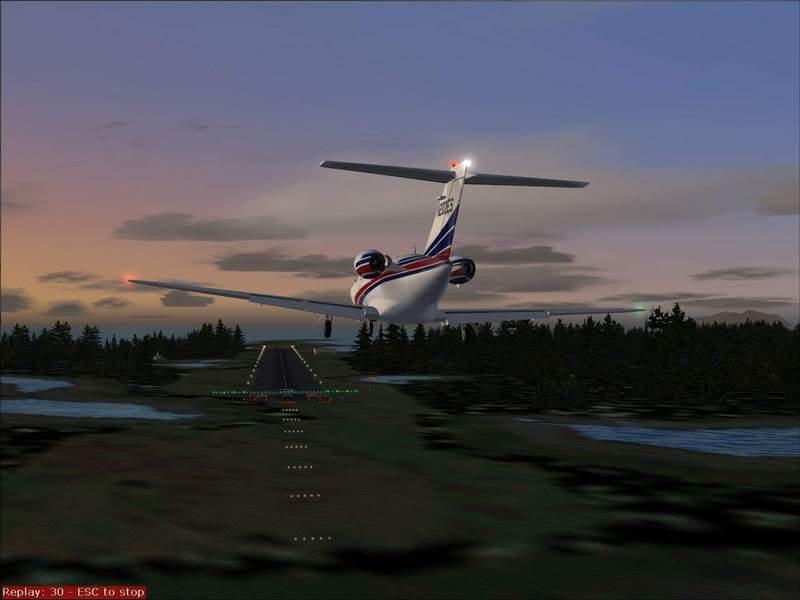 Aproximação e decolagem de Rost...uma aventura,visita rapida ... Foto-2008-jun-28-047