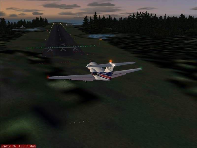 Aproximação e decolagem de Rost...uma aventura,visita rapida ... Foto-2008-jun-28-048