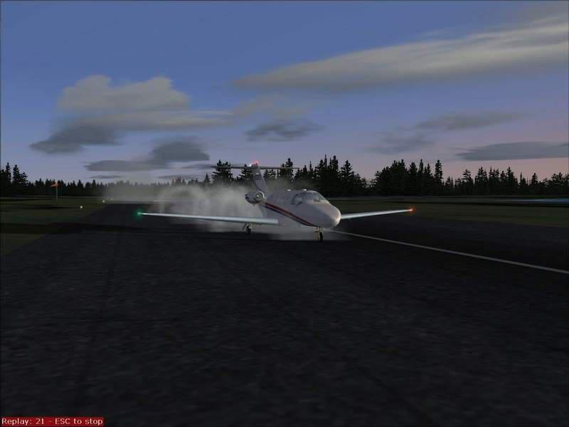 Aproximação e decolagem de Rost...uma aventura,visita rapida ... Foto-2008-jun-28-050