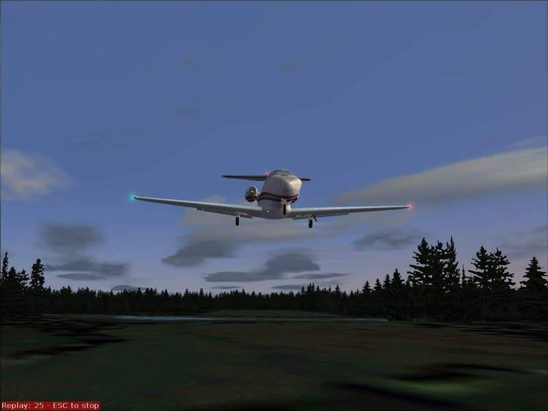 Aproximação e decolagem de Rost...uma aventura,visita rapida ... Foto-2008-jun-28-053